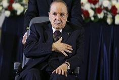 #موسوعة_اليمن_الإخبارية l رئيس الجزائر بوتفليقة يحتفل بعيد ميلاده 80 وجدل حول صحته