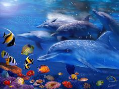 asian sea paintings - Google Search