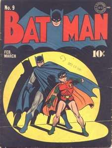 I've been reading about Batman's exploits since I was 5.