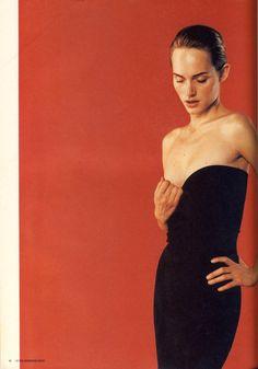 Amber by Juergen Teller, 1996