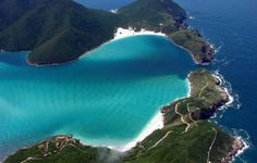 Join this tour in Brazil - arraial do cabo with with crystal watering and stunning beaches: Private Guide