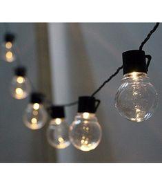 Sirag lumini decorative LED exterior