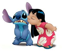 Disney Princess Challenge Day 5: The Best Friend You Wished You Want to Hang Out With: Stitch from Lilo and Stitch. He is so cute and fluffy and I love how he takes care of Lilo! :D