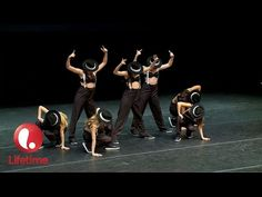 Dance Moms: Group Dance: Boss Ladies (S6, E18) | Lifetime - YouTube