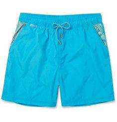 EtroMid-Length Swim Shorts