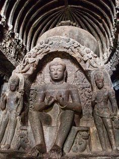The Mysterious Ajanta Caves ~ Mysteries of india