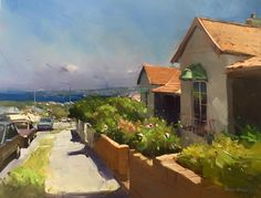 The Modern Impressionistic Landscape! | Coastal Maine Art Workshops