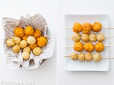 Fish Balls and How to Make Sweet and Sour Sauce
