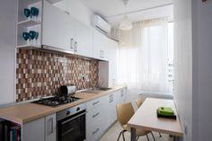 Cum a fost transformata o garsoniera de 40 mp intr-un apartament de 2 camere- Inspiratie in amenajarea casei - www.povesteacasei.ro