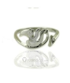 Fairy Tail Natsu Dragneel Gray Fullbuster Erza Scarlet Ring $4.99- Anime Cosplay Accessories - Trustedeal.com gift idea ^.^