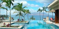 Beautiful vacation spot.