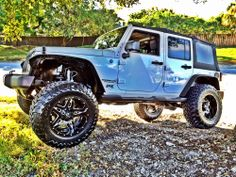 Jeep : Wrangler UNLIMITED