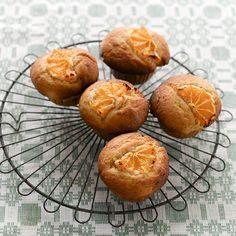 しっとりジューシー♪混ぜて焼くだけ、オレンジマフィンのレシピ - 北欧、暮らしの道具店