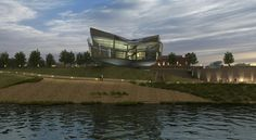 Houser Walker Architecture   River Discovery Center