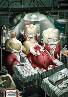 Open Pulp Surgery :)
