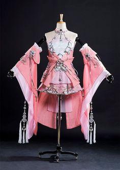 Cosplay Dress, Cosplay Outfits, Anime Outfits, Cosplay Costumes, Kawaii Fashion, Lolita Fashion, Cute Fashion, Fashion Outfits, Pretty Outfits