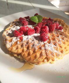 I LOVE LIFE - Strona 3 z 41 - blog kulinarny Love Life, My Love, Waffles, Breakfast, Blog, Morning Coffee, Waffle, Blogging