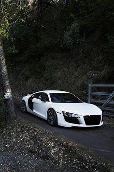 Ana's Audi R8