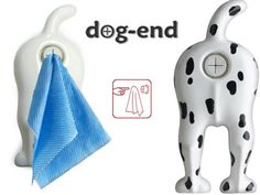 I may just HAVE to have these for hanging the rainy weather post-park dog towels with.