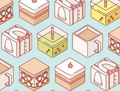 Isometric illustrations are one of the most popular graphic design trends right now. Enjoy an incredible collection of isometric illustration examples. Illustration Example, Graphic Illustration, Whale Illustration, Illustration Styles, Design Illustrations, Isometric Map, Isometric Design, Illustrator Tutorials, Art Tutorials