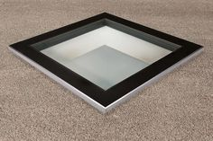 types of skylights for flat roofs - Google Search