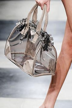 Prada Spring 2010 Ready-to-Wear Fashion Show Details                                                                                                                                                     More