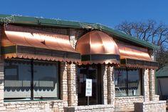 awnings | Awnings | Trade-Mark | Air Conditioning & Sheet Metal | Ingram, Texas
