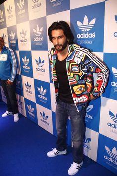 Ranveer Singh at American Rapper Snoop Dog's Party.