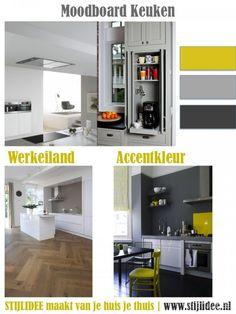 interieur en stylingtips voor de keuken
