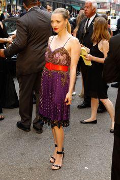 Amanda Seyfried in Givenchy - June 10, 2012 #amandaseyfried #amandaharrisonfashion #amandaseyfriedfashion
