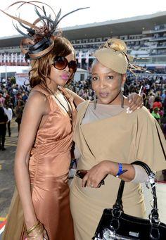 Hats rule the race. Races Fashion, Pretoria, Glitz And Glam, Headpiece, Trendy Fashion, Racing, Fascinators, Elegant, Hats