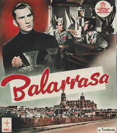 Programa de Cine - Balarrasa