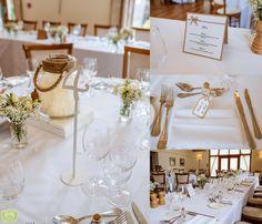 Mythe Barn Wedding – Natalie and Sam Waves Photography, Wedding Venue Inspiration, Barn Wedding Venue, Reception Ideas, Daffodils, Birmingham, Perfect Wedding, Table Decorations, Blog