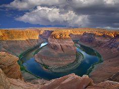 El gran cañón del Colorado, Arizona. #EEUU.