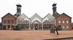 Industrial Heritage  Towards a European Heritage of Industry La fosse Delloye, devenu le Centre Historique Minier. ©JP.Mattern/CHM  #industrialheritage #patrimonioindustriale #archeologiaindustriale
