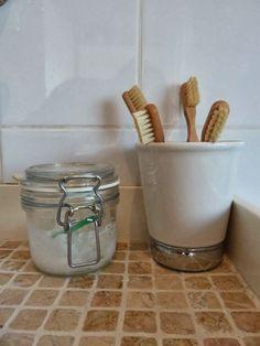 LEVEN ZONDER AFVAL: Recept tandpasta