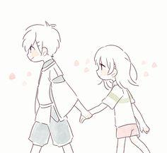 Kawaii Chibi, Cute Chibi, Kawaii Art, Chica Gato Neko Anime, Anime Chibi, Anime Art, Character Design Teen, Episode Interactive Backgrounds, Cute Love Gif
