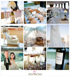 Electra Cruises Yacht Wedding Inspiration Weddings Newport Beach