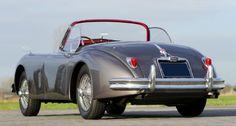 1958 Jaguar XK 150 - OTS 3.4 SE