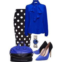"""""""blues"""" by ep2182 on Polyvore"""