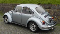 VW Beetle (grey)