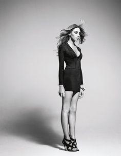 Fashion Model, Lea T of Brasil