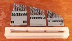 Wall tool holders