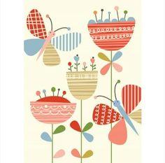 Inspiration for a handmade card.