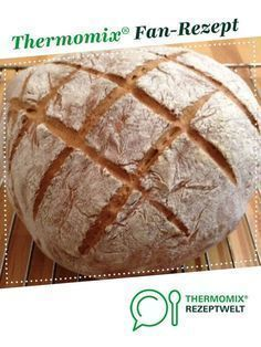 Mein Landbrot von BudMacintosh. Ein Thermomix ® Rezept aus der Kategorie Brot & Brötchen auf www.rezeptwelt.de, der Thermomix ® Community.