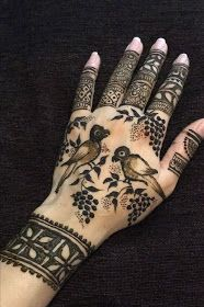 If you are fish about for elegant arabic mehndi design ,your search end here.will make your heart win with some great and artistic henna art here. Arabic Bridal Mehndi Designs, Mehndi Designs Book, Indian Mehndi Designs, Mehndi Designs For Girls, Stylish Mehndi Designs, Mehndi Designs For Fingers, Mehndi Design Pictures, Latest Mehndi Designs, Henna Tattoo Designs