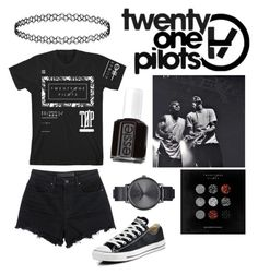 Kitchen Sink Twenty One Pilots Album es de camiseta de twenty one pilots. esta hecha de algodón. es una
