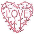 Spellbinders - Shapeabilities In'spire dies - Love Vine