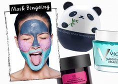 Mask Bingeing! Τι είναι και γιατί γίνεται τόσος χαμός με τις μάσκες προσώπου;