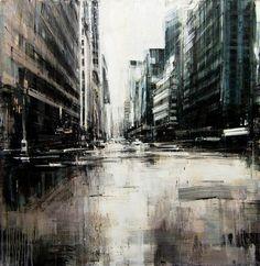 Valerio D'Ospina - Rainy day in NYC.